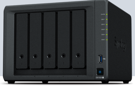 DS1520+ - Synology DS1520+