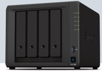DS920+ - Synology DS920+