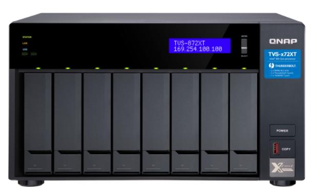 TVS-872XT-I5-16G-US - QNAP TVS-872XT