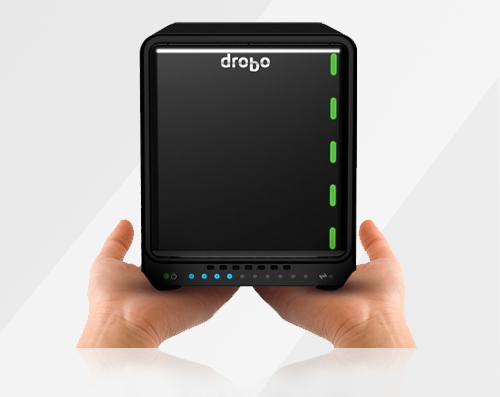 DRDS5A21 - Drobo 5N2