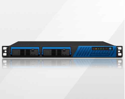Bsfiv600a P3 Barracuda Spam Amp Virus Firewall 600vx 3