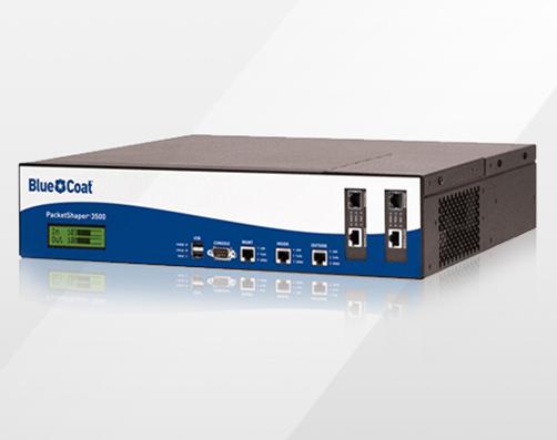 PS3500-L000M-1024 - Blue Coat PacketShaper 3500