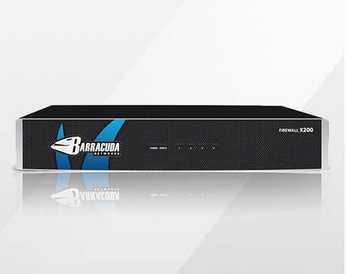 BFWX200a-h1 - 1 Year Instant Replacement Barracuda Firewall X200