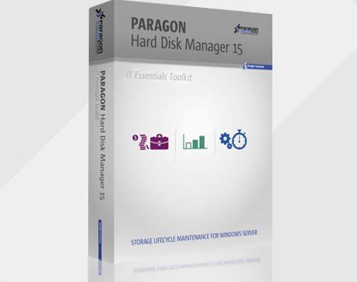 299BSEBL - Hard Disk Manager 15 Business