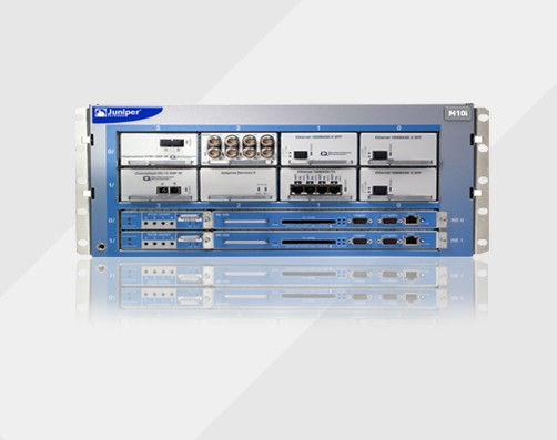 M10iBASE-AC - M10I BASE UNIT - AC VERSION