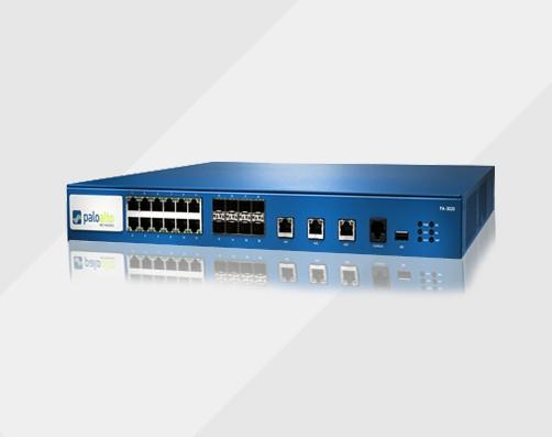 PAN-PA-3050 - Palo Alto Next Gen Firewall PA-3050