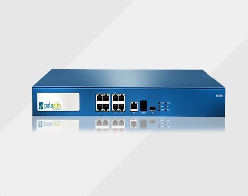 PAN-PA-500-2GB - Palo Alto Next Gen Firewall PA-500 2GB Memory