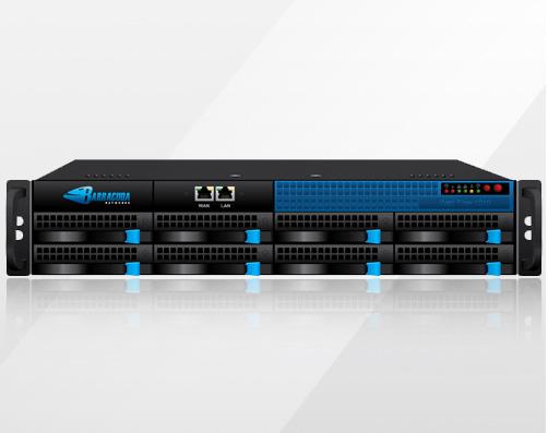 BYFI1010a-d - Barracuda Web Filter Demo Setup 1010